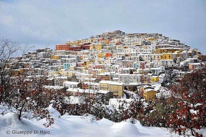 寒さを忘れるぐらい圧倒される世界の雪景色13