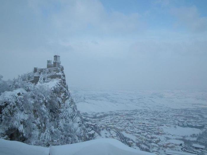 寒さを忘れるぐらい圧倒される世界の雪景色17