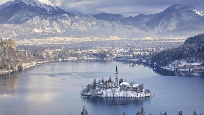 寒さを忘れるぐらい圧倒される世界の雪景色4
