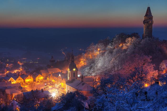 寒さを忘れるぐらい圧倒される世界の雪景色5