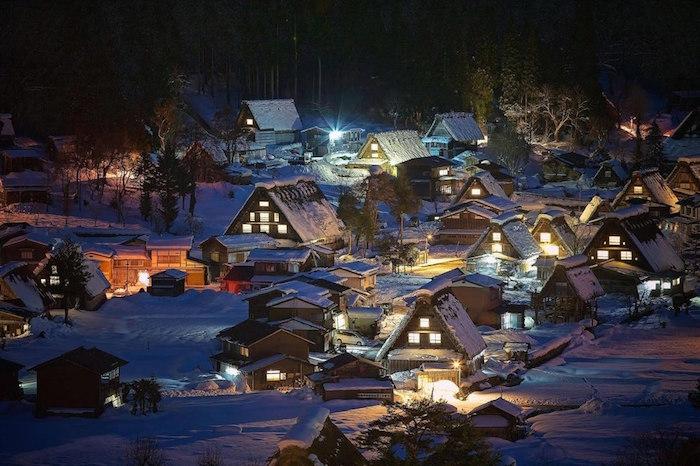 寒さを忘れるぐらい圧倒される世界の雪景色6