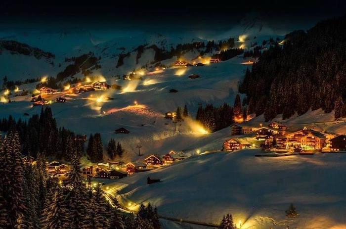 寒さを忘れるぐらい圧倒される世界の雪景色7