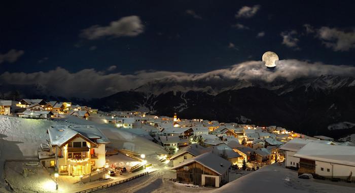 寒さを忘れるぐらい圧倒される世界の雪景色8