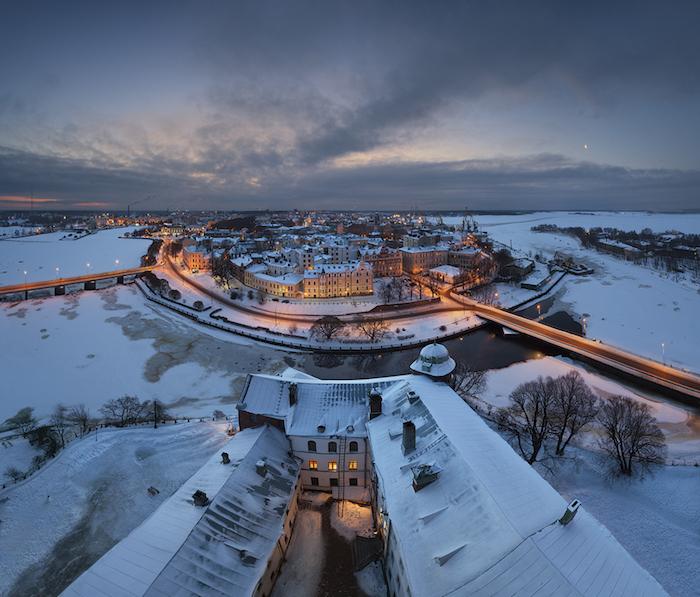 寒さを忘れるぐらい圧倒される世界の雪景色9