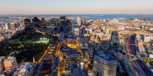 """タイムラプスの進化系""""レイヤーラプス""""で撮影されたボストンの街並み"""