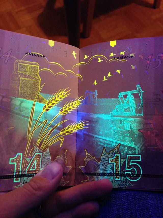 カナダの新パスポートに隠された秘密がオシャレすぎる!006