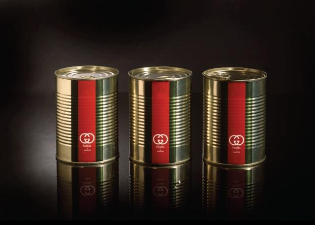 もしも有名ブランドが食品パッケージをデザインしたら4