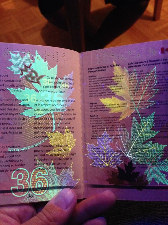 カナダの新パスポートに隠された秘密がオシャレすぎる018