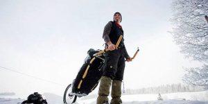 モノウォーカー・ハイキングトレーラー(Monowalker Hiking Trailer)6