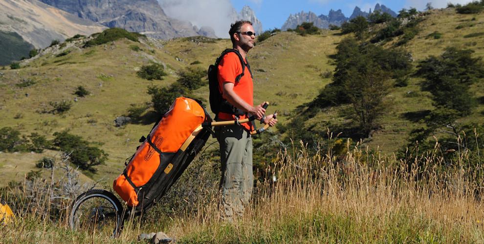 モノウォーカー・ハイキングトレーラー(Monowalker Hiking Trailer)モノウォーカー・ハイキングトレーラー(Monowalker Hiking Trailer)