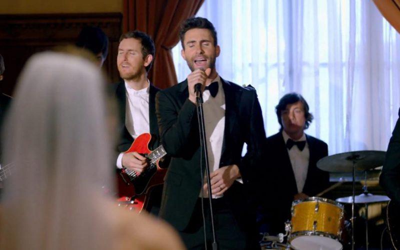 Maroon 5-Sugar