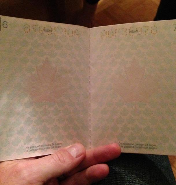 カナダの新パスポートに隠された秘密がオシャレすぎる!