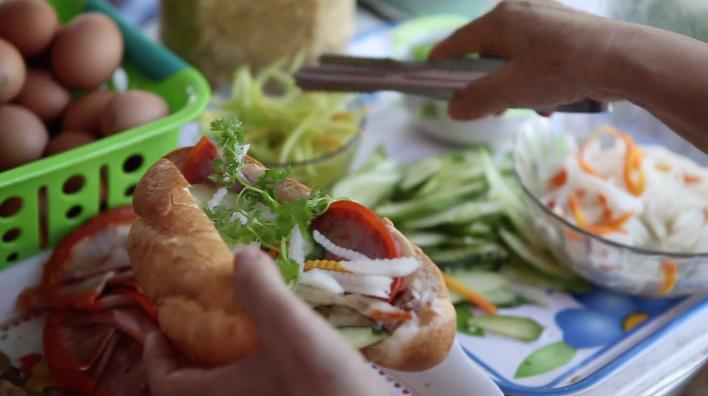 ベトナムの食文化を味わえるショートムービー『A Taste of Vietnam』2