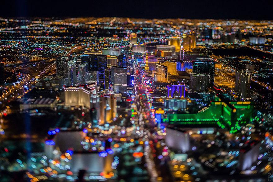 ラスベガスの夜景5