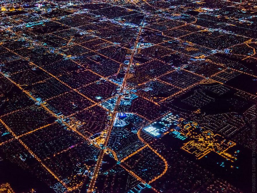 ラスベガスの夜景34
