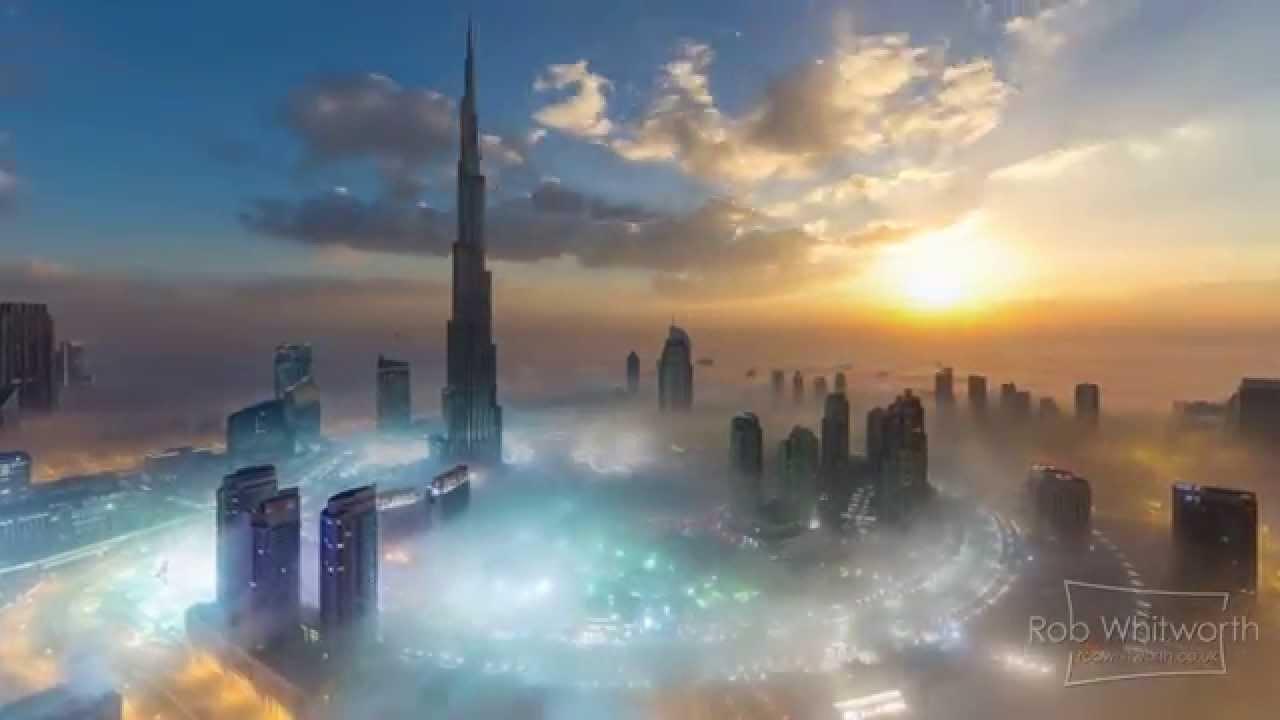 間違いなく世界トップクラスのタイムラプス作品、ドバイを圧倒的なスケールで撮影した『Dubai Flow Motion』