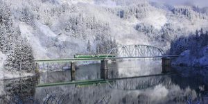 世界で最もロマンティックな鉄道