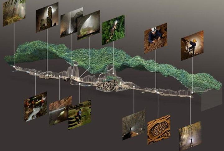 ベトナムにある世界最大の洞窟ソンドン洞-07