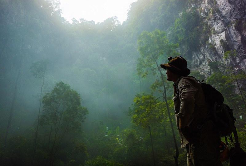 ベトナムにある世界最大の洞窟ソンドン洞-06