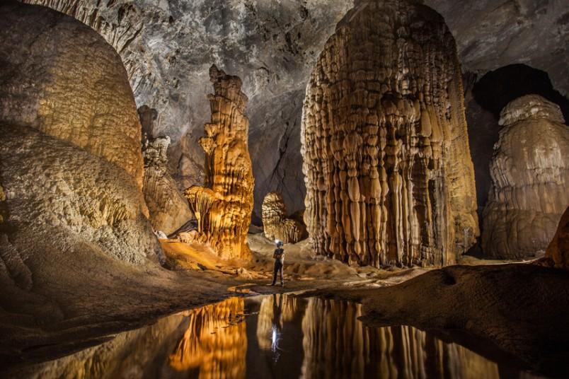 ベトナムにある世界最大の洞窟ソンドン洞-05