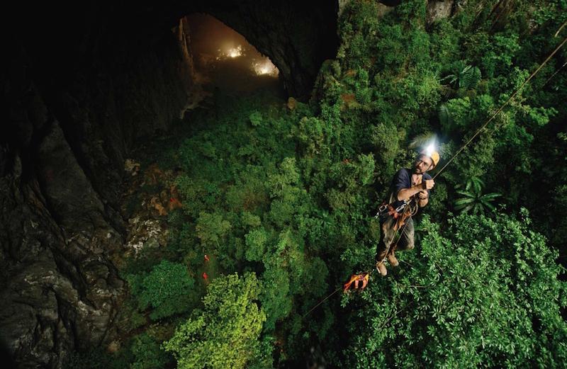 ベトナムにある世界最大の洞窟ソンドン洞-03