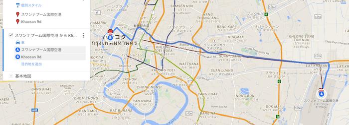 旅のルートをGoogleマップで作成する方法【マイマップの使い方】-12