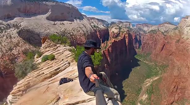 世界一周バイクの旅をGoProで自撮りした動画