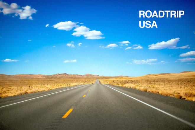 レンタカーで彼女とアメリカ横断したときの旅動画