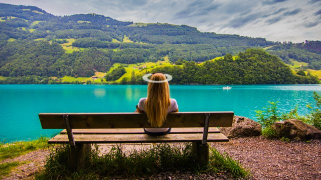 金髪美女と美しい景色を堪能!ヨーロッパ8カ国の観光地を巡る旅動画