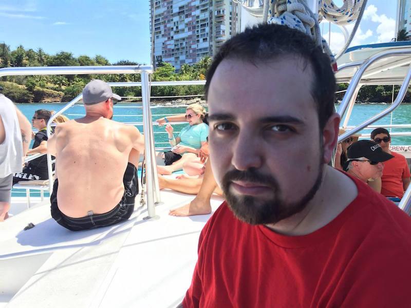 1秒も楽しくなかったプエルトリコ旅行