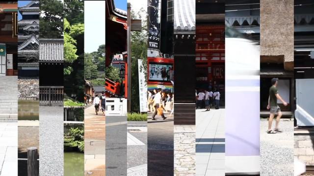 12カ国を8ヶ月間かけて渡り歩くミュージック映像