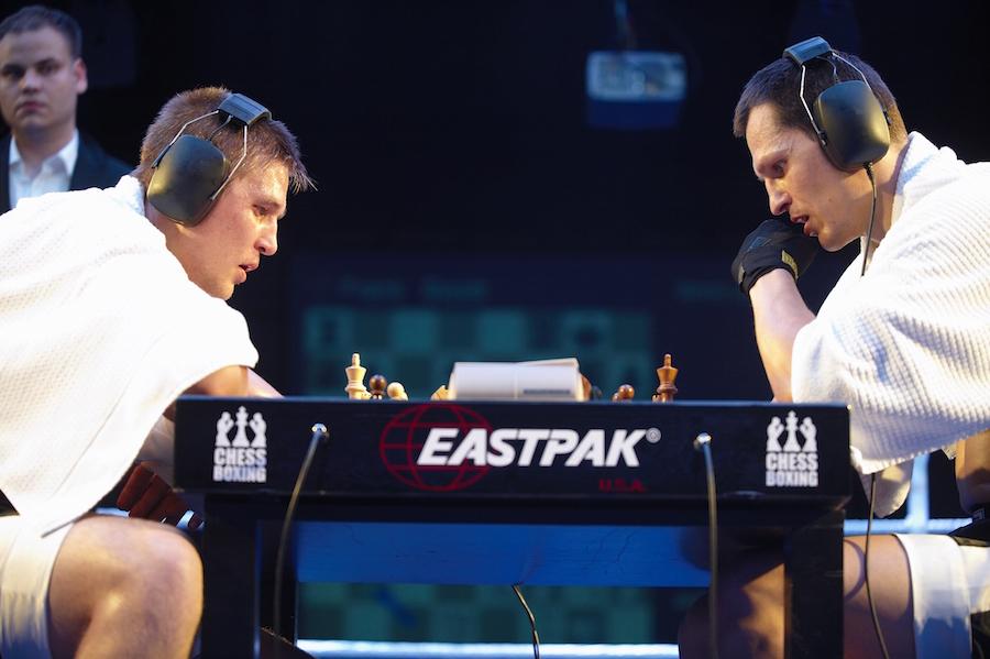 チェス・ボクシング