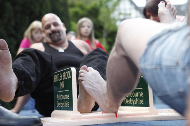 世界足指相撲選手権