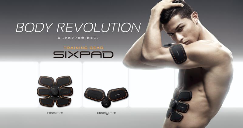 SIXPAD(シックスパッド)の詳細