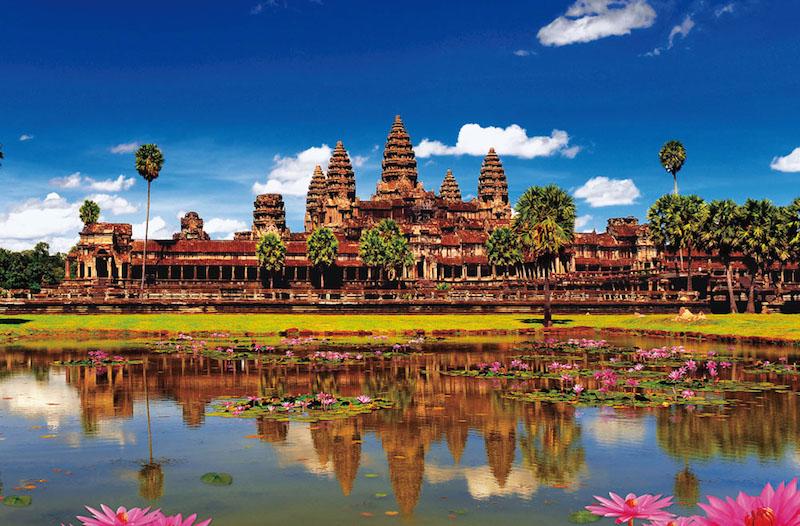 カンボジアへの女海外一人旅はリボーンプログラムがオススメ!