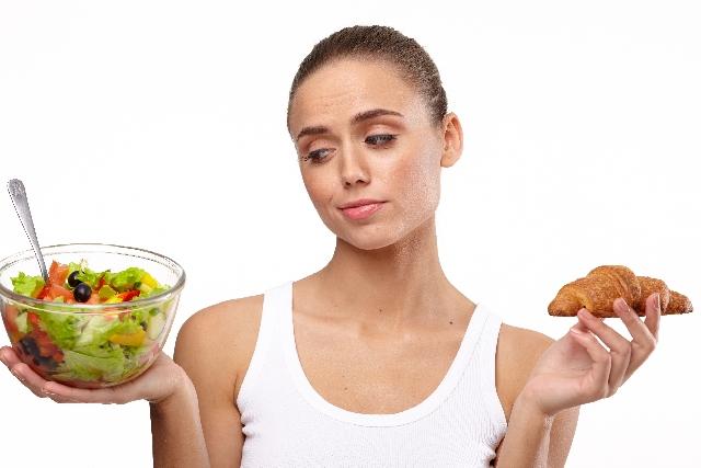 食事制限で早く痩せる