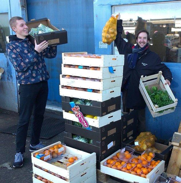 「賞味期限切れ」食品のスーパー「WeFood」がデンマークにオープン!2