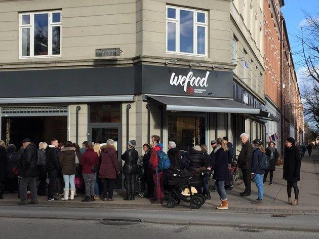 「賞味期限切れ」食品のスーパー「WeFood」がデンマークにオープン!3