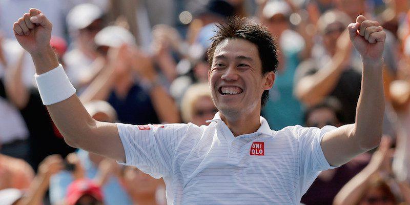 【テニス】錦織圭選手の試合をWOWOWで生中継!15日間無料