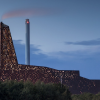 デンマーク・ロスキレにある一風変わったオシャレな焼却炉