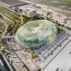 人工熱帯雨林や巨大な滝を備えた大型施設が2018年完成予定【シンガポール・チャンギ国際空港】