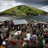 人が集まりすぎる島、世界一人口密度が高いアフリカのミギンゴ島